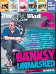 Banksy Investigation 1